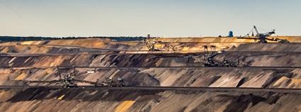 Povrchový důl Garzweiler  Foto: Craebby Crabbson Flickr.com