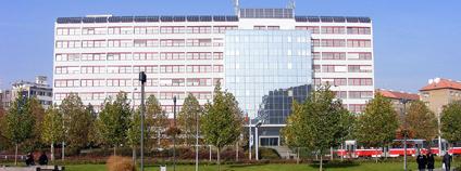 Budova ministerstva životního prostředí v Praze Foto: Jiří Antonín Votýpka Wikimedia Commons