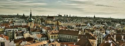 Praha Foto: Pavel Moravec / Flickr