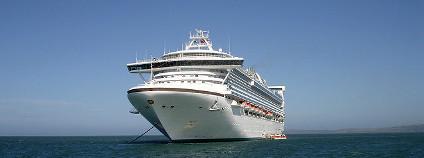 Vyhlídková loď Princess Cruises Foto: Lyn Gateley / Flickr.com