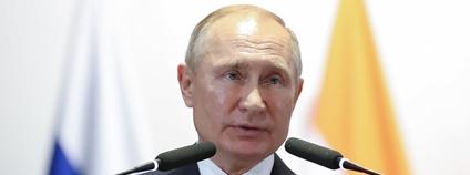 Vladimir Putin Foto: Palácio do Planalto Flickr