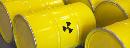 Radioaktivní odpad Foto: wellphoto Shutterstock
