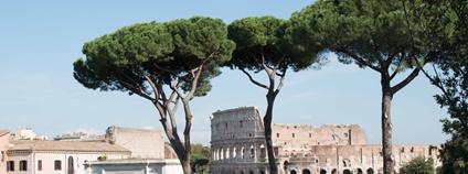 Koloseum v Římě Foto: John Vincent Unsplash