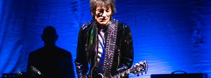 Ronnie Wood - kytarista Rolling Stones Foto: Raph_PH Flickr.com