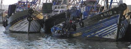 Rybáři Rybáři. Foto: Radomír Dohnal / Ekolist.cz