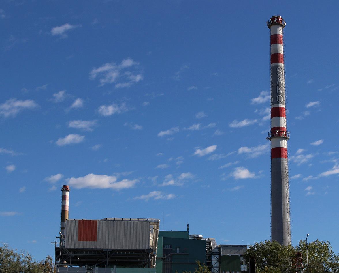 SAKO Brno loni dodalo do domácností nejvíce tepla od roku 2011