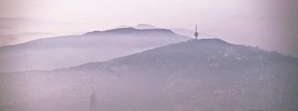 Smog v Sarajevu Foto: Marco Fieber Flickr.com