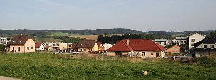 Satelitní městečko v Třešti. Foto: Frettie / Wikimedia Commons