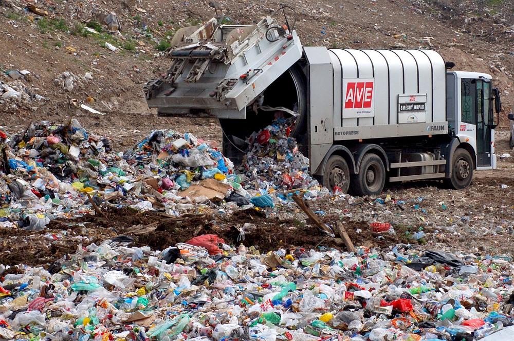 Skládka odpadů