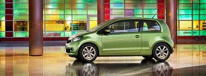 Škoda Citigo Foto: Claudio Núñez Flickr.com
