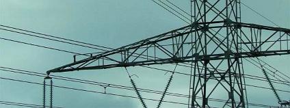 Sloup elektrického vedení