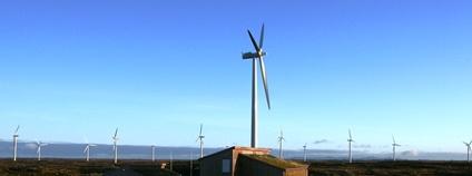 Větrná elektrárna Smøla v Norsku Foto: statkraft Flickr.com