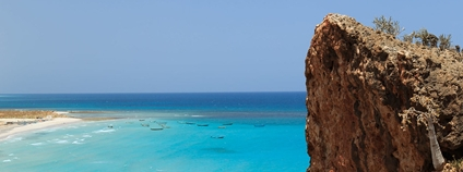 Ostrovy Sokotra v Jemenu Foto: Valerian Guillot Flickr