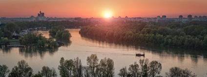 Bělehrad, Srbsko Foto: Peter Kurdulija Flickr.com