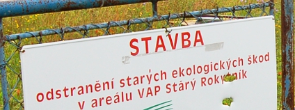 Odstranění starých ekologických škod. Martin Mach Ondřej Ekolist.cz