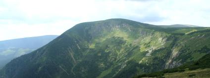 Studniční hora v Krkonoších Jody Foto: Shutterstock