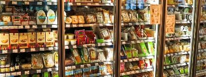 Potraviny v plastových obalech Foto: 27707 / Pixabay