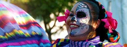 Dia De Los Muertos - Svátek mrtvých v Mexiku Foto: mbtrama Flickr.com