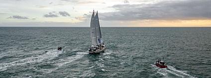 Francouzská plachetnice vyrazila na průzkum mikroorganismů v oceánu Foto: Fondation Tara Océan/Facebook