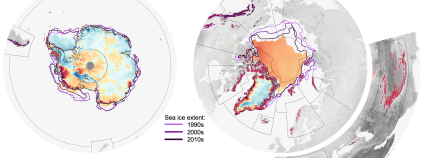 Foto: The Cryosphere – Earth's ice imbalance