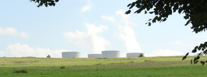 Jaderná elektrárna Temelín Foto: Petr Štefl Ekolist.cz
