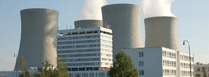 Jadern� elektr�rna Temel�n Foto: Jan Stejskal / Ekolist.cz