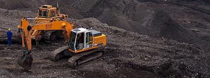 Uhelný velkolom Turów. Foto: Anna Uciechowska Wikimedia Commons