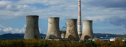 Uhelná elektrárna Tušimice Foto: Martin Mach Ondřej Ekolist.cz