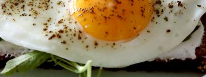 Smažené vajíčko Foto: Laura Lauch Unsplash