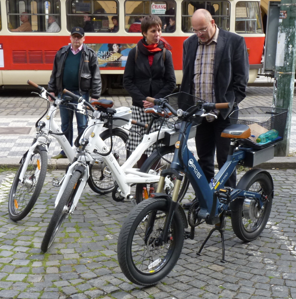 Zhruba každé třetí jízdní kolo prodané v Česku letos bude elektrokolo