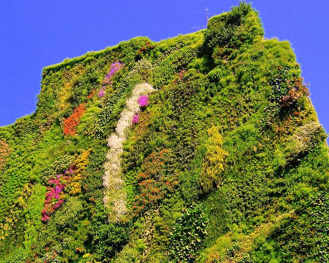 Vertik ln zahrady - Giardino verticale madrid ...