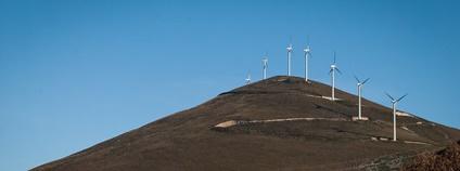 Větrné elektrárny ve Španělsku Foto: Oscar F. Hevia Flickr