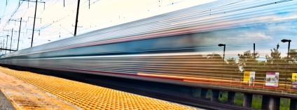 vlak Foto: chaim zvi Flickr