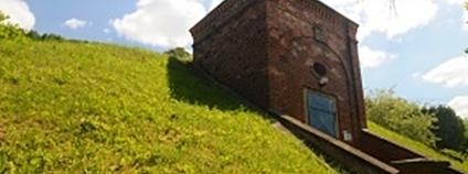 Rekonstruovaný vodojem v Kopřivnici Foto: Severomoravské vodovody a kanalizace Ostrava