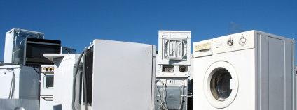 Vysloužilé elektrospotřebiče. Foto: Elektrowin