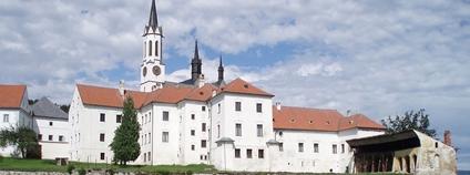 Klášter ve Vyšším Brodě Foto: Stanislav Ferzik Wikimedia Commons