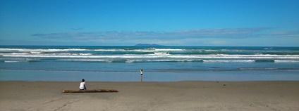 Waihi Beach Foto: Dino Borelli Flickr.com