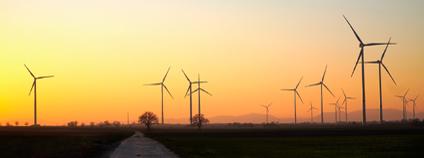 Větrná elektrárna Foto: Matthias Böckel Pixabay