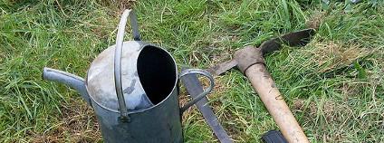 Zahradnické náčiní Foto: London Permaculture / Flickr.com