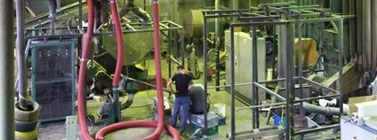 Ve výzkumném centru ZČU vyvinuli unikátní technologii pro separaci plastů Foto: ZČU v Plzni