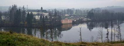 Žďár nad Sázavou - Konventský rybník Foto: Pudelek (Marcin Szala) Wikimedia Commons