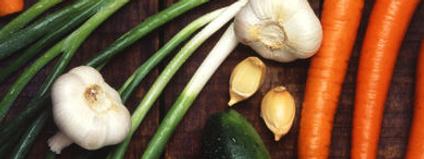 Směs zeleniny. Foto: Agricultural Research Service